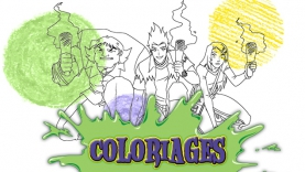 Martin Mystère - Coloriages