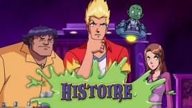 Martin Mystère - Histoire