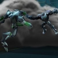 Max Steel - Des combats impressionnants