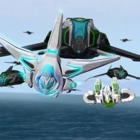 Max Steel - Les Vaisseaux de la N-Tek