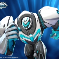 Fond d'écran Mode Force Turbo - Max Steel