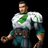 Ferrus Forge - Max Steel