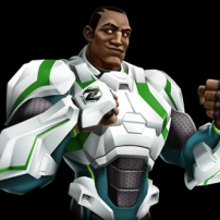 Jefferson Smith Max Steel