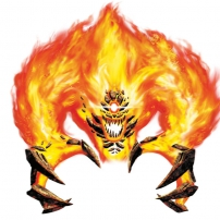 Elementor Feu - Max Steel