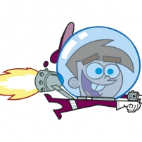 Mes parrains sont magiques - Timmy dans l'espace