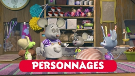 Mia - Personnages