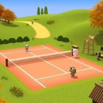 Un petit tennis ?