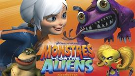 Monstres Contre Aliens - Bande-Annonce