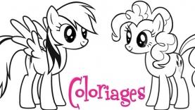 Les Coloriages My Little Pony