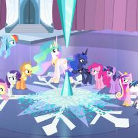 My Little Pony saison 6 -La réunion au sommet