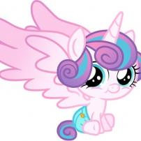 My Little Pony saison 6 - Le bébé Royal