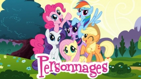 Les Personnages My Little Pony