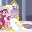 Princesse Cadance - My Little Pony