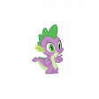 Spike le dragon - My Little Pony