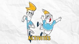 activités objectif blake