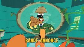 La bande-annonce du dessin animé Objectif Blake ! sur Gulli