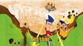 L'histoire du dessin animé Objectif Blake ! sur Gulli