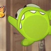La chasse au papillon