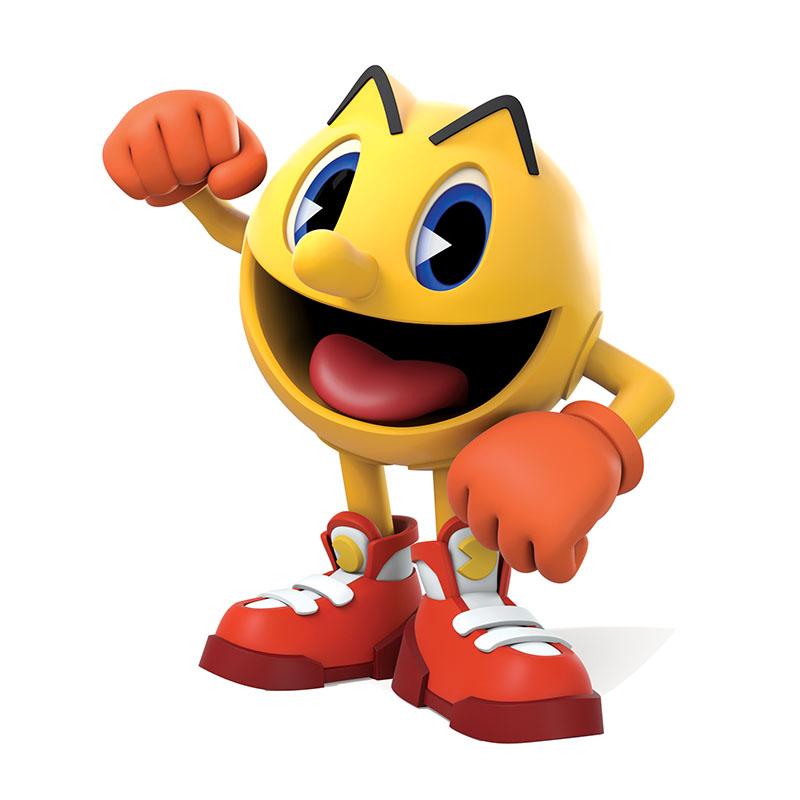 Pacman les personnages pac man dessins anim 233 s mes h 233 ros