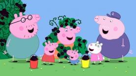Les personnages de Peppa Pig