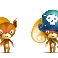 Percy et ses amis - Tatou