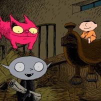 Fantômate, Petit Vampire et Michel
