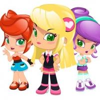 Julia, Rita et Dory