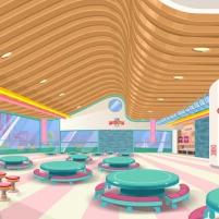 La cafétéria de PINY