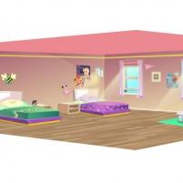 Les chambres de PINY