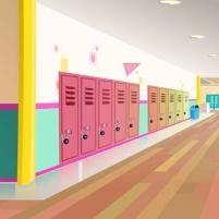 Les couloirs de PINY