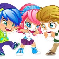 Samuel, Michelle et William