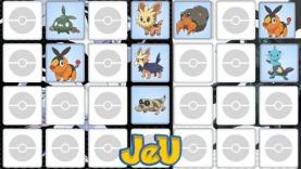 Memory Pokémon sur gulli.fr