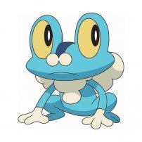 Pokémon saison 18 sur Gulli : Grenousse