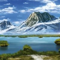 Eau et glace en Scandinavie