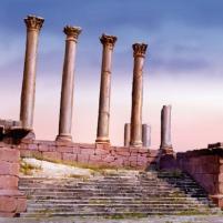 Un Temple abandonné en Grèce