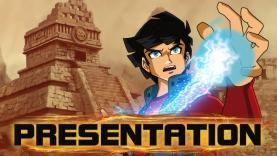 La Présentation du dessin animé Redakai sur Gulli
