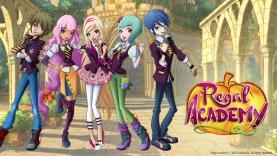 Regal Academy, l'Académie Royale
