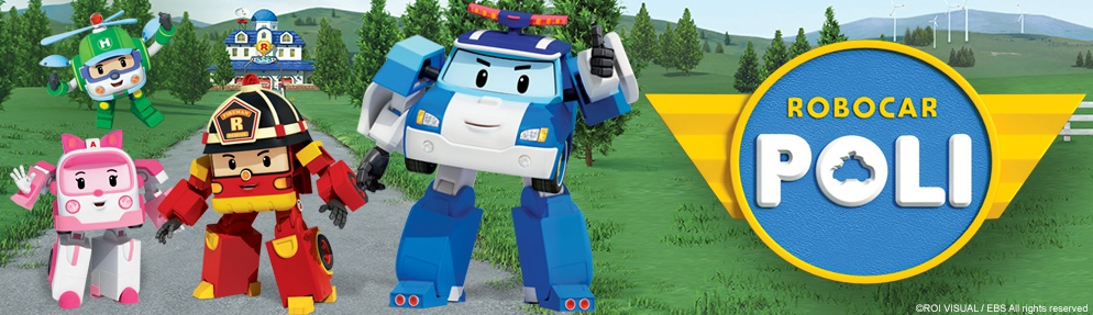 Robocar poli 8 les images robocar poli dessins - Dessin anime gratuit robocar poli ...