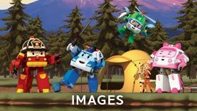 Les Images de Robocar Poli