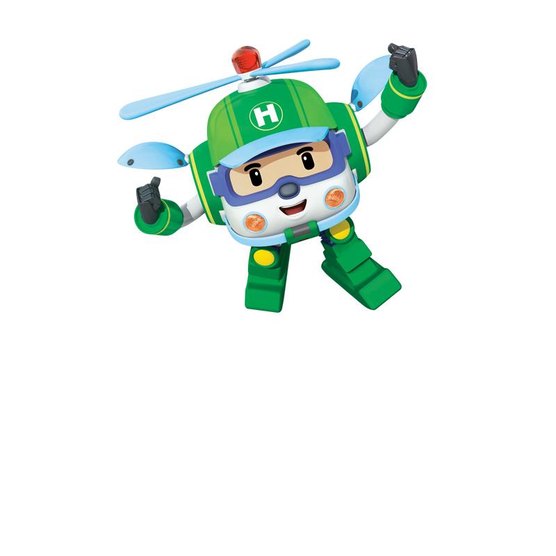 Les personnages de robocar poli - Robocar poli heli ...