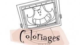 Coloriages Rosie