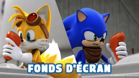 Sonic Boom - Fonds d'Ecran