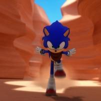Fond d'écran Sonic 2