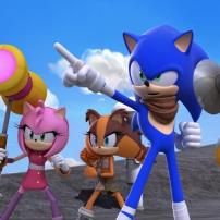 Fond d'écran Sonic Boom