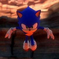 Fond d'écran Sonic
