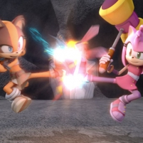 Sonic Boom - De puissantes guerrières