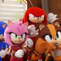 Sonic Boom - Des amis soudés