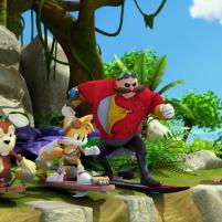 Sonic Boom - La course