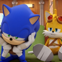 Sonic Boom - Sonic et Tails