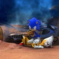 Sonic Boom - Tails est blessé